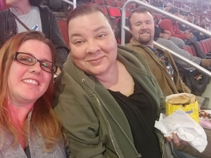 Kenneth attended Arizona Coyotes vs. Dallas Stars - NHL on Feb 1st 2018 via VetTix
