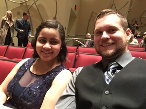 Zachary attended Revolution - Presented by the Lexington Philharmonic on Feb 9th 2018 via VetTix