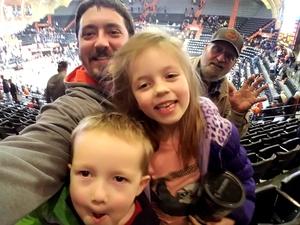 Toby attended Oregon State University Beavers vs. Washington - NCAA Men's Basketball on Feb 10th 2018 via VetTix