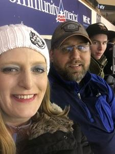 John attended Kansas City Mavericks vs. Cincinnati Cyclones - ECHL on Feb 2nd 2018 via VetTix