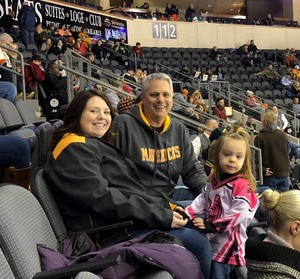Doug attended Kansas City Mavericks vs. Cincinnati Cyclones - ECHL on Feb 2nd 2018 via VetTix