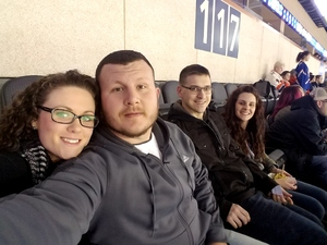 Zachary attended Kansas City Mavericks vs. Cincinnati Cyclones - ECHL on Feb 3rd 2018 via VetTix