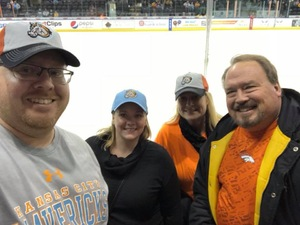 Jason attended Kansas City Mavericks vs. Florida Everblades - ECHL on Feb 18th 2018 via VetTix