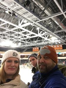 John attended Kansas City Mavericks vs. Allen Americans on Feb 23rd 2018 via VetTix