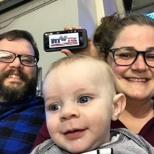 Ryan attended Fort Wayne Komets vs. Wichita Thunder - ECHL on Feb 7th 2018 via VetTix