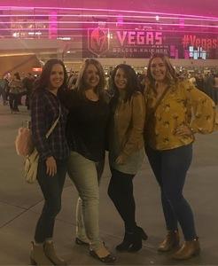 Greg attended George Strait - Live in Vegas - Friday Night on Feb 2nd 2018 via VetTix