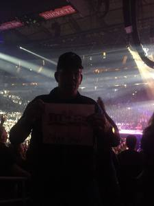 Mark attended Kid Rock With a Thousand Horses - American Rock N' Roll Tour on Feb 3rd 2018 via VetTix
