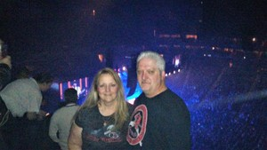 Alicia attended Kid Rock With a Thousand Horses - American Rock N' Roll Tour on Feb 3rd 2018 via VetTix
