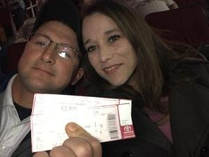 Troy attended Kid Rock With a Thousand Horses - American Rock N' Roll Tour on Feb 3rd 2018 via VetTix