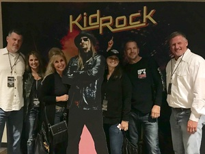 John attended Kid Rock With a Thousand Horses - American Rock N' Roll Tour on Feb 3rd 2018 via VetTix