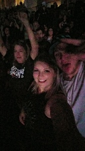 Savannah attended Kid Rock With a Thousand Horses - American Rock N' Roll Tour on Feb 3rd 2018 via VetTix