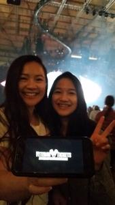 Jayson attended Katy Perry: Witness the Tour on Feb 3rd 2018 via VetTix