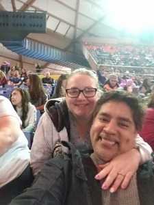 Alfred attended Katy Perry: Witness the Tour on Feb 3rd 2018 via VetTix