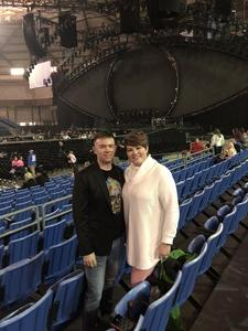 mark attended Katy Perry: Witness the Tour on Feb 3rd 2018 via VetTix
