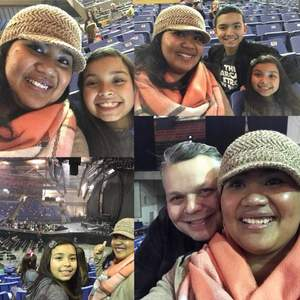 Jason attended Katy Perry: Witness the Tour on Feb 3rd 2018 via VetTix