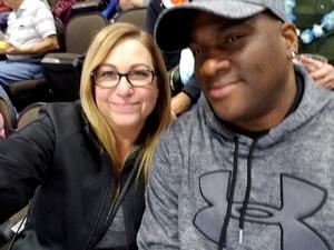 ERIC attended Jacksonville Icemen vs. Atlanta Gladiators - ECHL on Feb 10th 2018 via VetTix