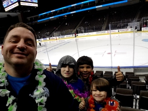 Mark attended Jacksonville Icemen vs. Atlanta Gladiators - ECHL on Feb 10th 2018 via VetTix