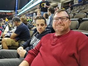 Jeffery attended Jacksonville Icemen vs. Atlanta Gladiators - ECHL on Feb 10th 2018 via VetTix