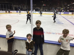 David attended Jacksonville Icemen vs. Allen Americans - ECHL on Feb 11th 2018 via VetTix