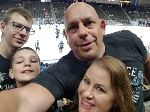 Rick attended Jacksonville Icemen vs. Allen Americans - ECHL on Feb 11th 2018 via VetTix