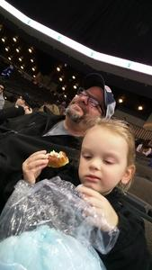 Daniel attended Jacksonville Icemen vs. Allen Americans - ECHL on Feb 11th 2018 via VetTix