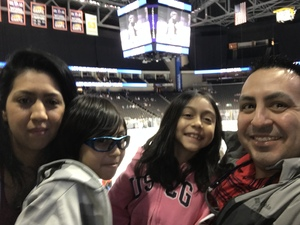 Armando attended Jacksonville Icemen vs. Norfolk Admirals - ECHL on Feb 23rd 2018 via VetTix