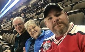 Johnny attended Jacksonville Icemen vs. Norfolk Admirals - ECHL on Feb 23rd 2018 via VetTix
