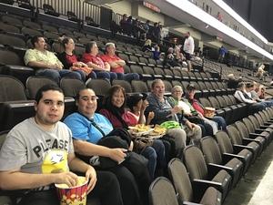 thomas attended Jacksonville Icemen vs. Norfolk Admirals - ECHL on Feb 23rd 2018 via VetTix