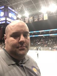 Jerrod attended Jacksonville Icemen vs. Norfolk Admirals - ECHL on Feb 23rd 2018 via VetTix