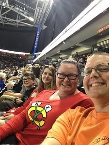 David attended Jacksonville Icemen vs. Norfolk Admirals - ECHL on Feb 23rd 2018 via VetTix