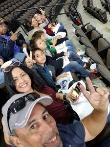 Sean attended Jacksonville Icemen vs. Brampton Beast - ECHL on Feb 25th 2018 via VetTix