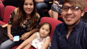 Byron attended Arizona Youth Ballet Presents: Snow White, Paquita and an Original Contemporary on Apr 21st 2018 via VetTix