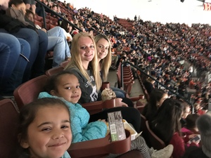 Jason attended Anaheim Ducks vs. Edmonton Oilers - NHL - Antis Roofing Community Corner! on Feb 9th 2018 via VetTix
