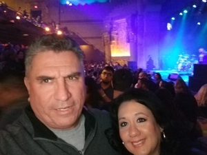 Walter attended Grunge Night: the Nirvana Experience on Feb 9th 2018 via VetTix