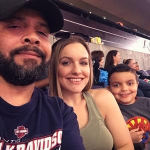 Douglas attended Phoenix Suns vs. Denver Nuggets - NBA on Feb 10th 2018 via VetTix
