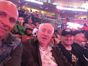 Gary attended Florida Panthers vs. Detroit Red Wings - NHL on Feb 3rd 2018 via VetTix