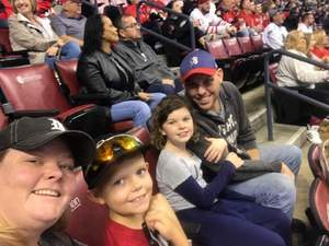 Daniel attended Florida Panthers vs. Detroit Red Wings - NHL on Feb 3rd 2018 via VetTix