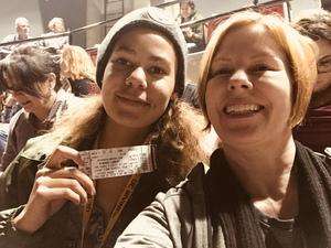 Tresa attended Miranda Lambert Livin Like Hippies Tour on Feb 15th 2018 via VetTix