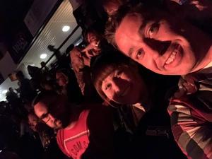 Nathan attended Miranda Lambert Livin Like Hippies Tour on Feb 15th 2018 via VetTix
