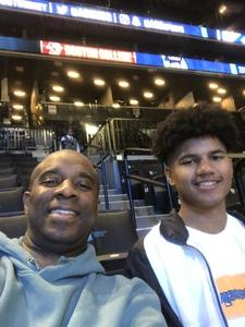 anthony attended 2018 ACC Men's Basketball Tournament - 12pm & 2pm Session on Mar 6th 2018 via VetTix