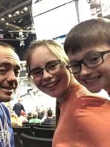 Jeremy attended 2018 ACC Men's Basketball Tournament - 12pm & 2pm Session on Mar 6th 2018 via VetTix