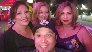 Jose attended Miranda Lambert Livin Like Hippies Tour on Feb 10th 2018 via VetTix