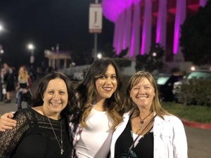 Michele attended Miranda Lambert Livin Like Hippies Tour on Feb 10th 2018 via VetTix