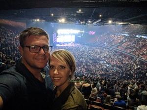 Alan attended Miranda Lambert Livin Like Hippies Tour on Feb 10th 2018 via VetTix