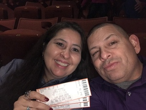 Antonio attended The Breakers Tour Featuring Little Big Town With Kacey Musgraves and Midland on Feb 9th 2018 via VetTix