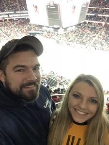 Charles attended New Jersey Devils vs. Boston Bruins - NHL on Feb 11th 2018 via VetTix