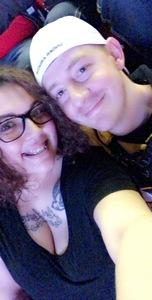 Victoria attended New Jersey Devils vs. Boston Bruins - NHL on Feb 11th 2018 via VetTix