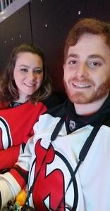 Domenico attended New Jersey Devils vs. Boston Bruins - NHL on Feb 11th 2018 via VetTix