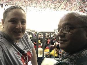 Pamela attended New Jersey Devils vs. Boston Bruins - NHL on Feb 11th 2018 via VetTix
