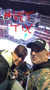 Alex attended New Jersey Devils vs. Boston Bruins - NHL on Feb 11th 2018 via VetTix